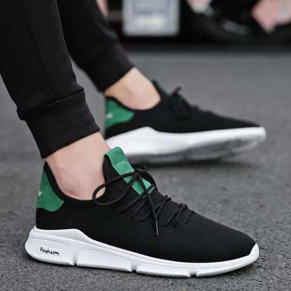 Men's Summer Breathable Net Sports Shoes