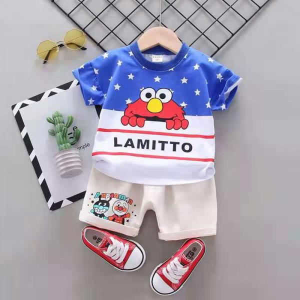 Doremon Kids T-shirt Set