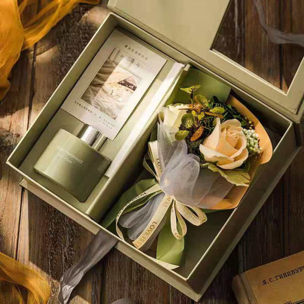 Bouquet Fragrant Gift Box