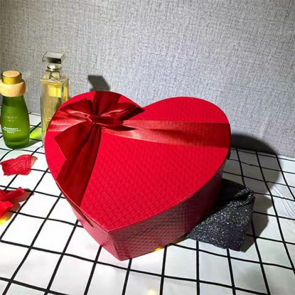 Heart Shaped Exquisite Gift Box