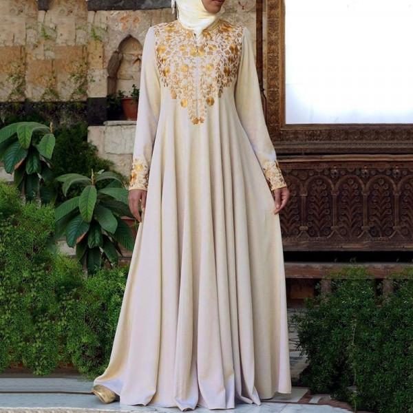 Ladies Turkish Burqa. Ladies Long Muslim Dress