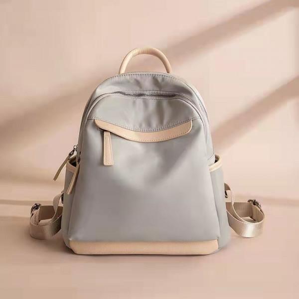 Korean Tide Oxford Cloth Fashionable Backpack