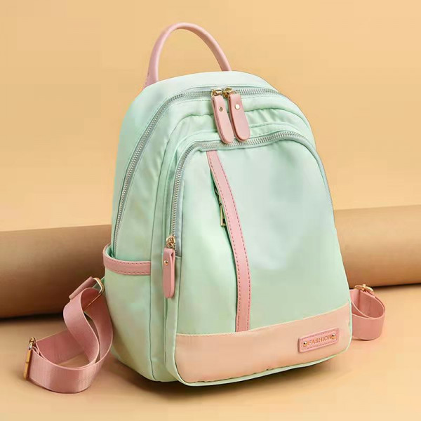 Korean Oxford Cloth Fashionable Backpack